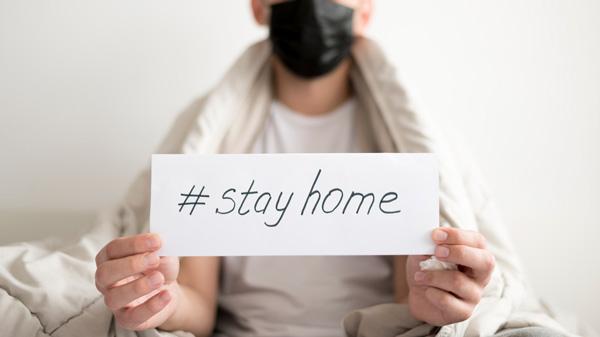 rester à la maison pendant le confinement 2020
